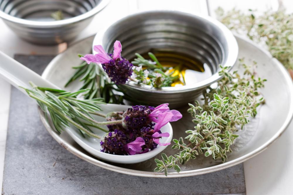 Naturheilmittel und Heilkräuter die medizinische Natur Drogerie